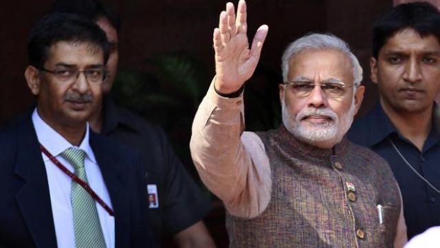 Prime-Minister-Narendra-Modi-Ranks-First-In-India