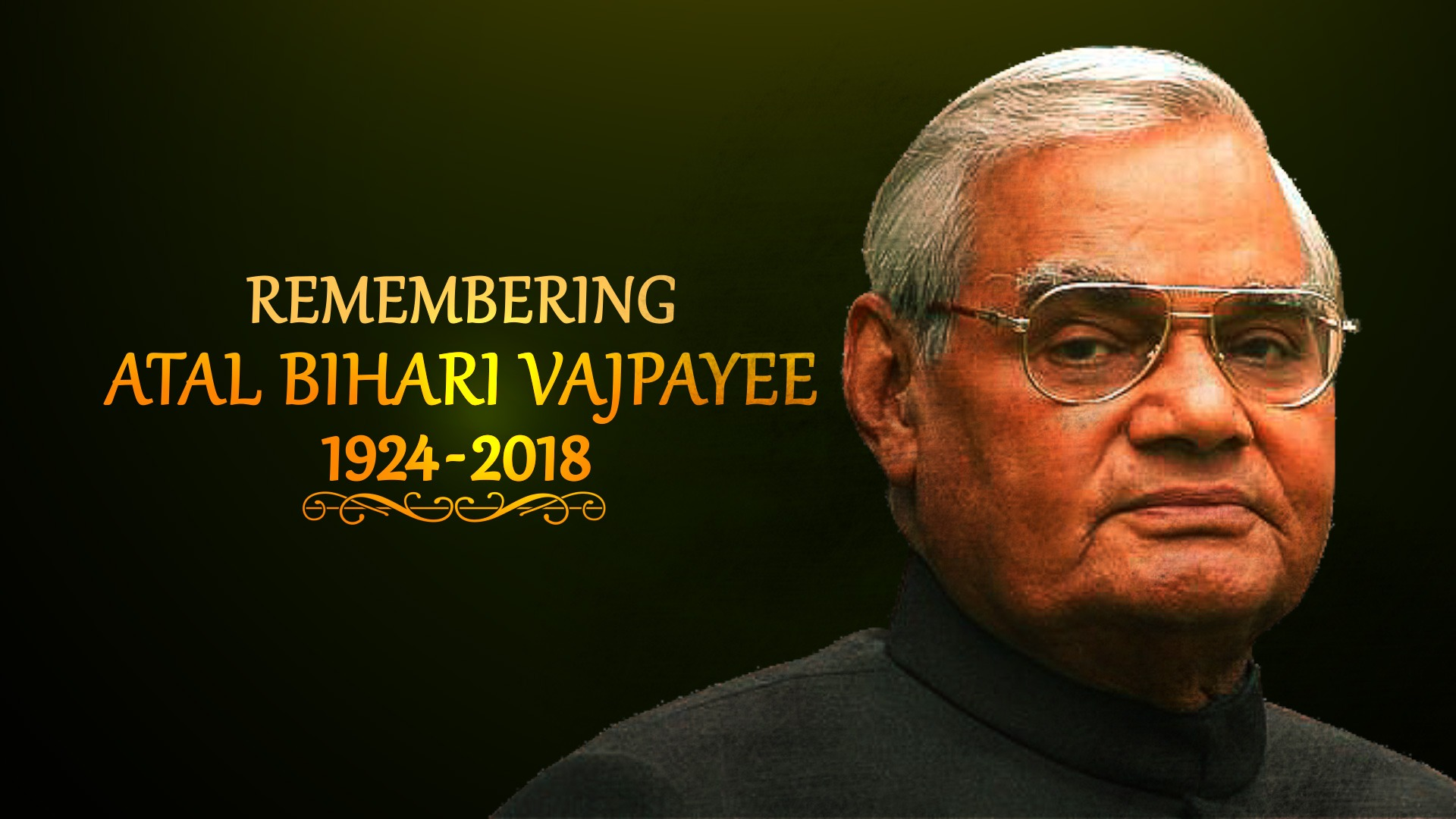 Atal-Bihari-Vajpayee-Remembered-On-His-First-Death-Anniversary