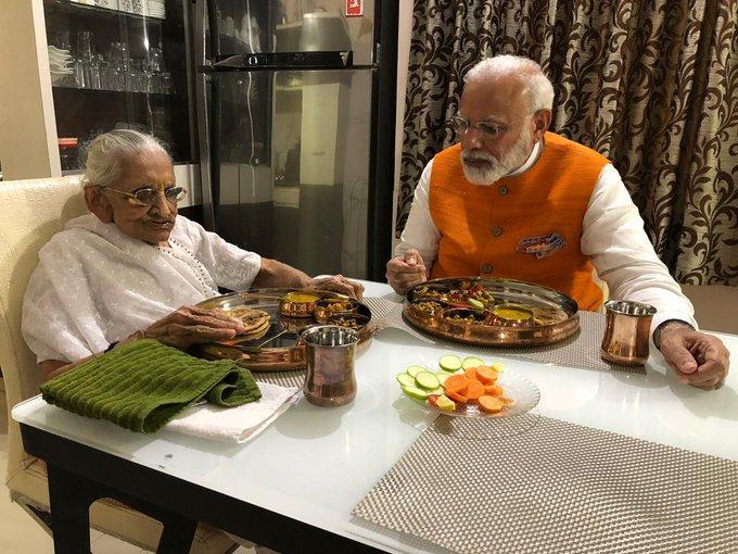 Narendra-Modi-Visits-Gujrat-On-His-69th-Birthday