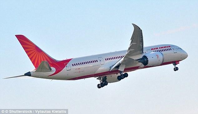 AI-Flight-AI-502-Stranded-In-Delhi-Traffic