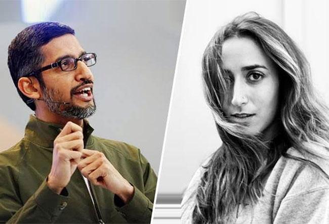 Sarafina-Nance-Impressed-Google-SEO-Sunder-Pichai-With-Her-Zero