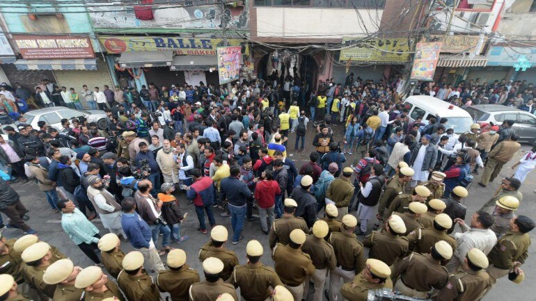 Fire-In-A-Delhi-Home-Leaves-43-People-Dead