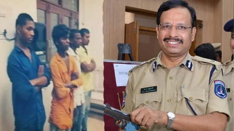 Hyderabad-Encounter-Was-The-Second-Encounter-Of-1996-Batch-IPS-VC-Sajjnar