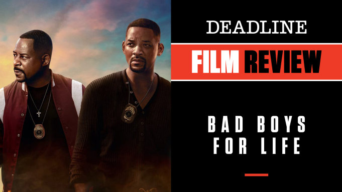 Bad Boys Will Smith Action POSTER