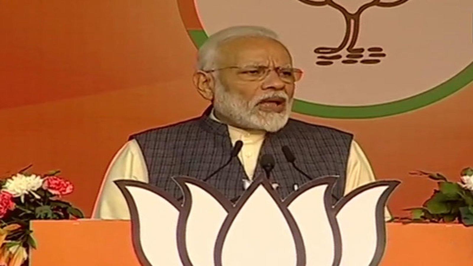 PM-Calls-Delhi-Residents-To-Vote