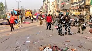 Cops-Detain-Shaheen-Bagh-Protestors-Amid-Delhi-Lockdown