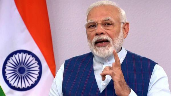 PM-Modi's-Will-Address-The-Nation-On-COVID-19-Outbreak