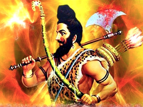 Parshuram-Related-To-Lord-Rama-And-Lord-Krishna