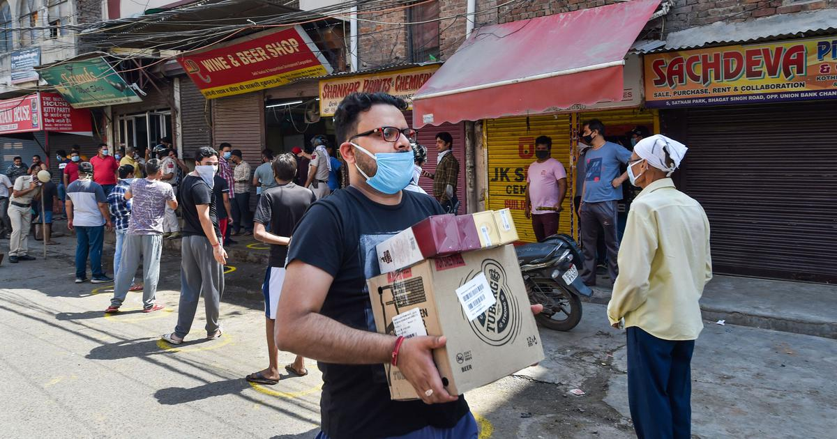 Booze-To-Cost-70-More-In-Delhi-From-Today