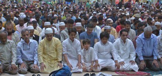 Muslims-Observe-Fasting-In-Ramzan