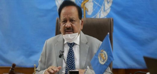 WHO-Makes-Harsh-Vardhan-Chairman